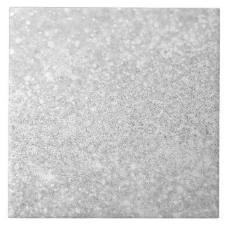 Silver Diamond Style Tiles