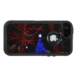 Silver Dollar City Christmas OtterBox iPhone 5/5s/SE Case