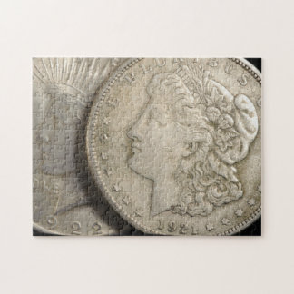 Silver Dollars puzzle