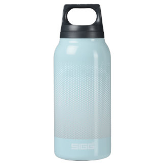 Silver dots on ANY color custom 10 Oz Insulated SIGG Thermos Water Bottle