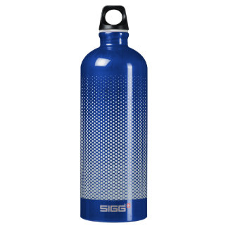Silver dots on ANY color custom SIGG Traveler 1.0L Water Bottle