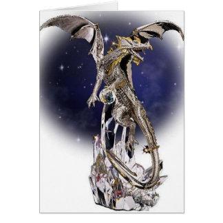 silver dragon card