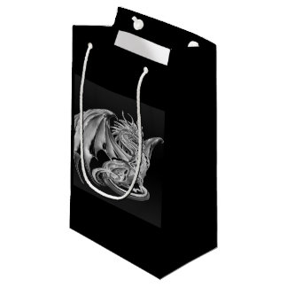 Silver dragon Gift bags