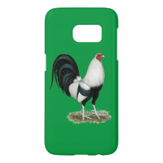 Silver Duckwing Gamecock Samsung Galaxy S7 Case