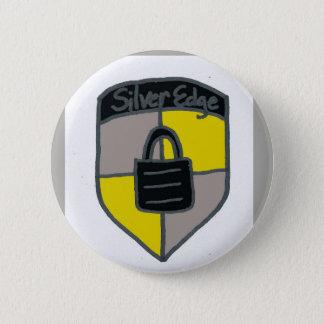 Silver Edge Button