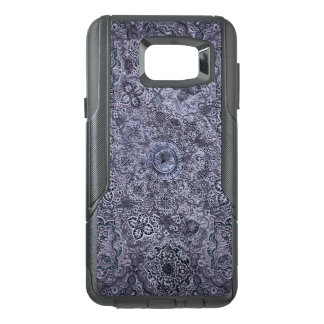 Silver Embossed OtterBox Samsung Note 5 Case