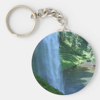 Silver Falls State Park Keychain