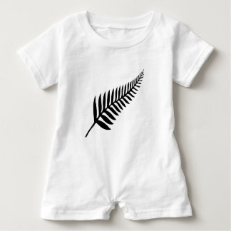Silver Fern of New Zealand Baby Romper