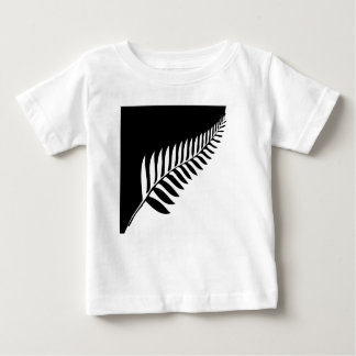 Silver Fern of New Zealand Baby T-Shirt