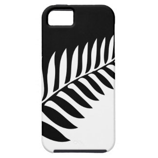 Silver Fern of New Zealand Case For The iPhone 5