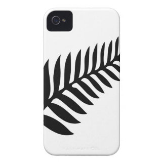 Silver Fern of New Zealand iPhone 4 Case