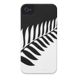 Silver Fern of New Zealand iPhone 4 Cover