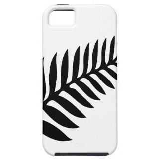 Silver Fern of New Zealand iPhone 5 Case