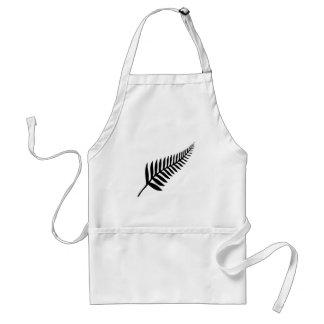 Silver Fern of New Zealand Standard Apron