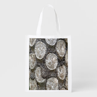 Silver Fern Tree Reusable Bag