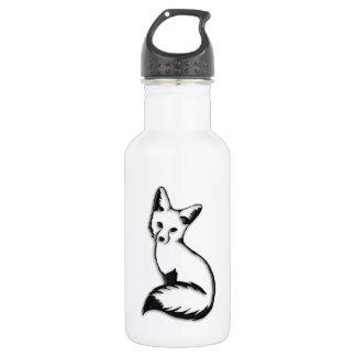 Silver Fox 532 Ml Water Bottle