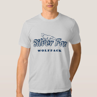 Silver Fox Wolfpack T-shirts