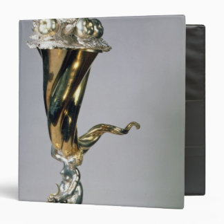 Silver gilt standing cup vinyl binder