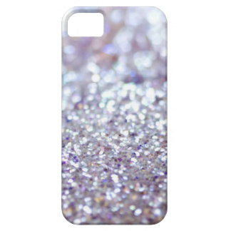 Silver Glitter Case For The iPhone 5