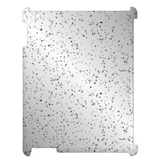 Silver Glitter Look Case For The iPad 2 3 4