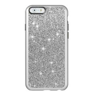 Silver glitter modern iphone 6 case