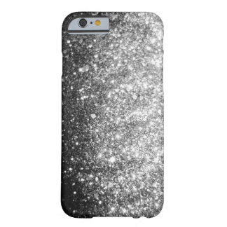 Silver GLitter Sparkle iPhone 6 case