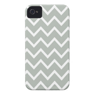 Silver Gray Chevron Iphone 4S Case iPhone 4 Case