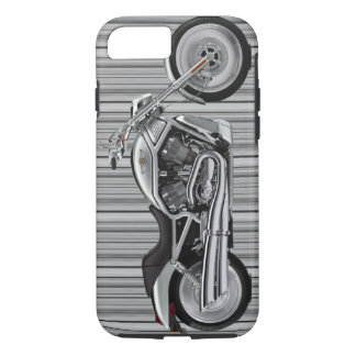 Silver Harley Davidson iPhone 7 Case
