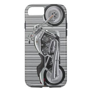 Silver Harley Davidson iPhone 7 Case