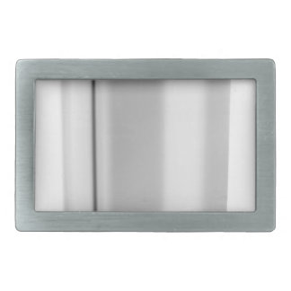 Silver hip flask belt buckle