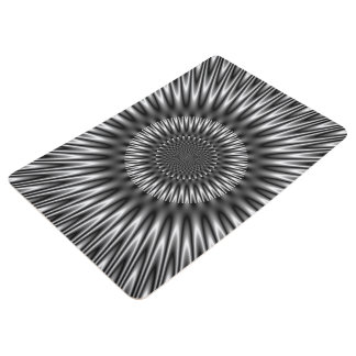 Silver Lagoon Floor Mat