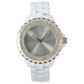 Silver Light Watch
