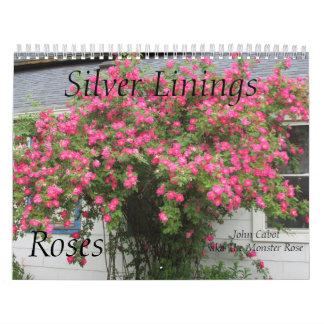 Silver Linings - Roses calendar