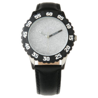 Silver Luxury Design Wrist Watches