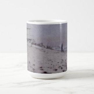 Silver Malibu Surf Cup