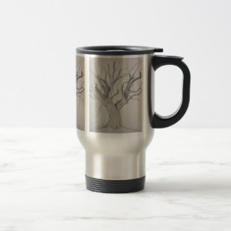Silver Maple Travel Mug