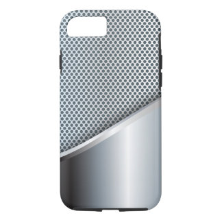 Silver Mesh iPhone 8/7 Case