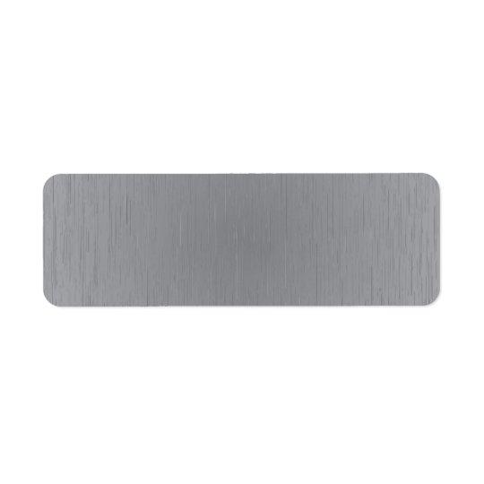 Silver Metal Look