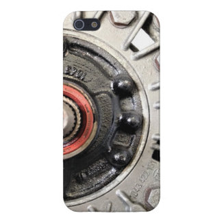 Silver Metal Rivets iPhone 5/5S Cases