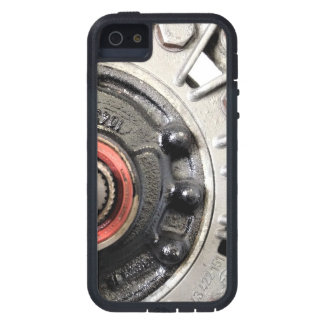Silver Metal Rivets iPhone 5 Cover