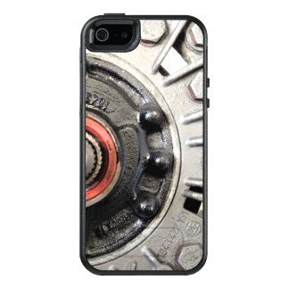 Silver Metal Rivets OtterBox iPhone 5/5s/SE Case