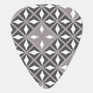 Silver Mine Guitar Pick