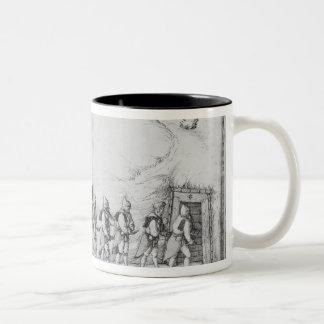 Silver mine of La Croix-aux-Mines, Lorraine 2 Two-Tone Coffee Mug