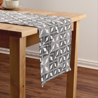 Silver Mine Short Table Runner