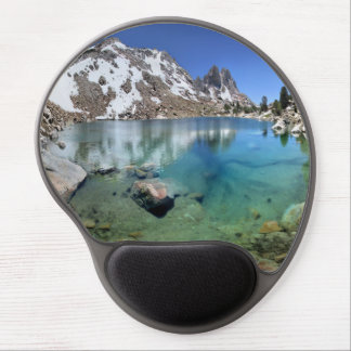 Silver Pass Tarn - Johm Muir Trail Gel Mouse Pad