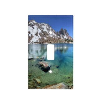Silver Pass Tarn - Johm Muir Trail Light Switch Cover