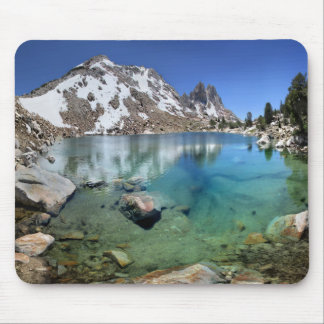 Silver Pass Tarn - Johm Muir Trail Mouse Pad