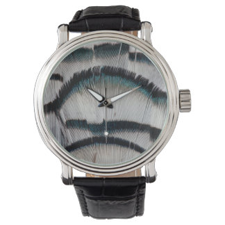 Silver Pheasant feathers Watch