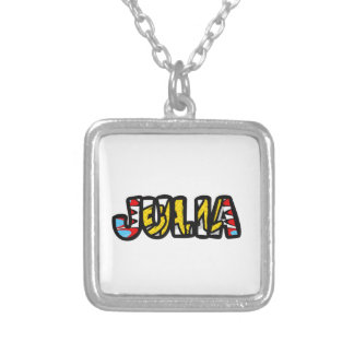 Silver-plated jewellery shop Julia