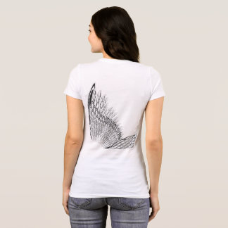 Silver-plated pheasant T-Shirt